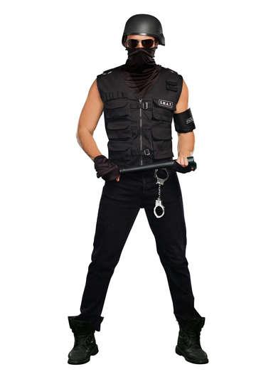 Special Ops Men's Costume