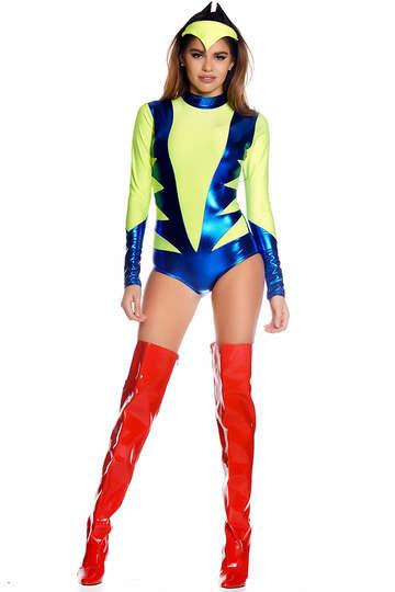 Pack Leader Hero Costume