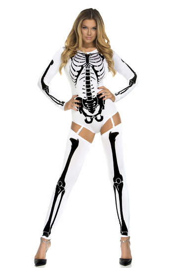 Bone-a-Fide Skeleton Costume
