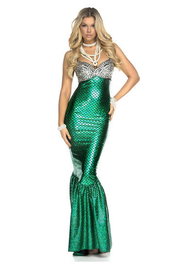 Under the Sea Mermaid Costume
