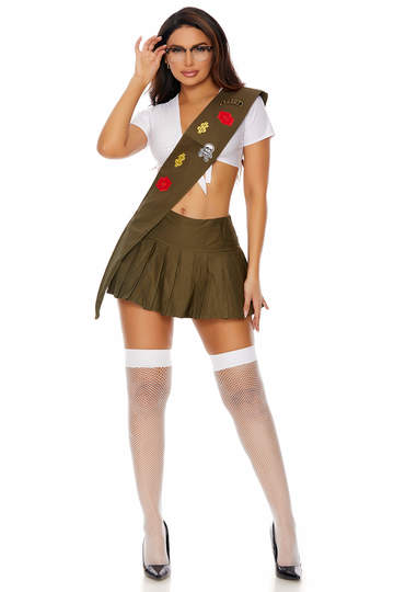 Got Cookies? Scout Costume