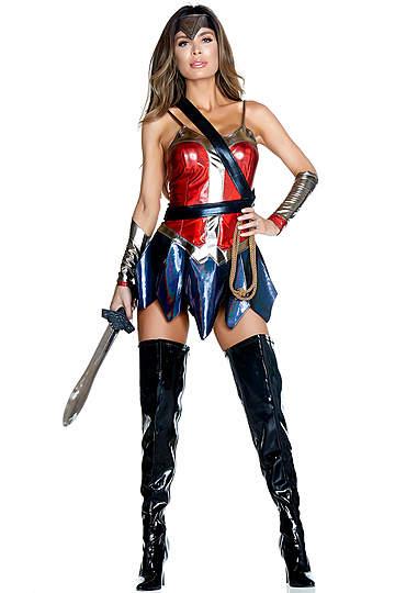 Enchanted Hero Sexy Costume