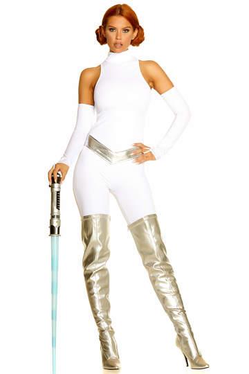 Galaxy Goddess Sexy Movie Costume