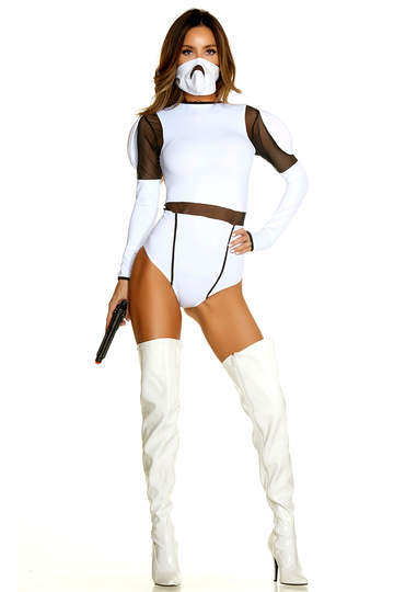 Such A Trooper Women's Costume