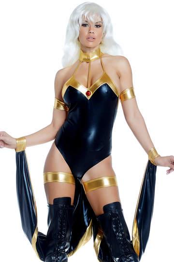 Controller Sexy Hero Costume