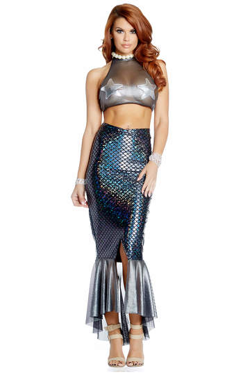 Star Of The Sea Sexy Mermaid Costume