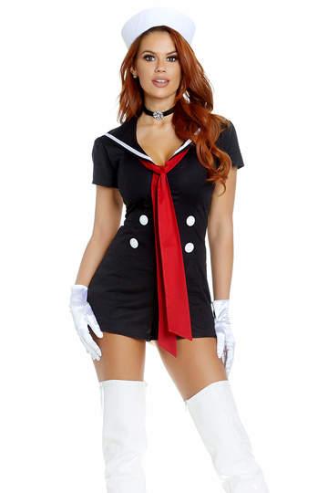 Kiss & Sail Sexy Sailor Costume