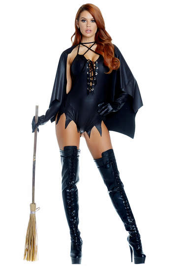 Witch Please Women's Costume