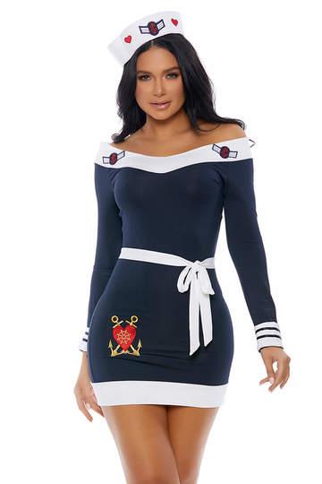 Beloved Sailor Sexy Costume