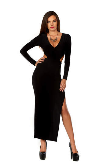 Sienna Cutout Maxi Dress