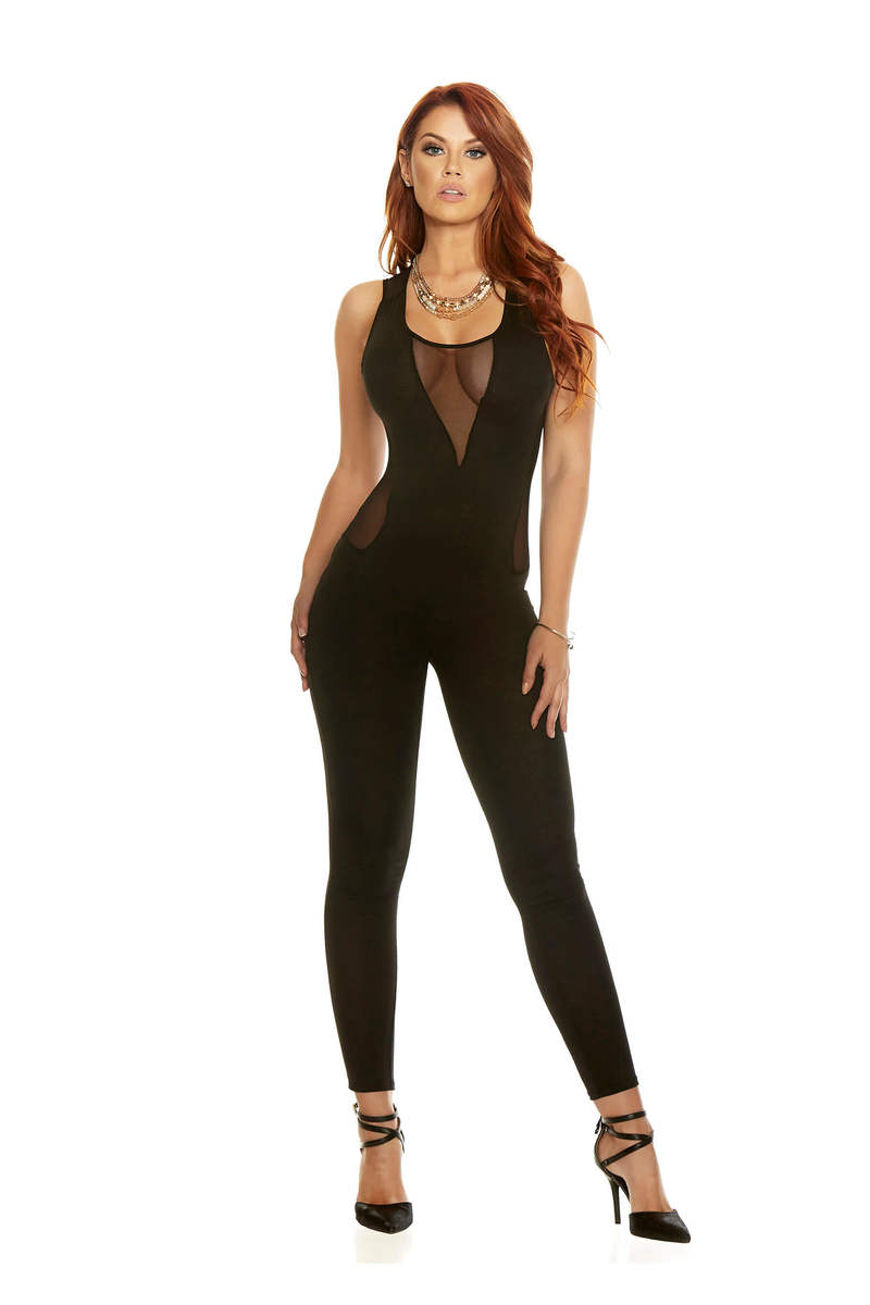 Don't Jump to Illusions Jumpsuit