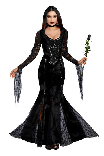 Frightfully Beautiful Women's Costume