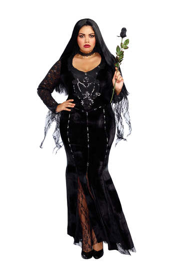 Frightfully Beautiful Plus Size Women's Costume