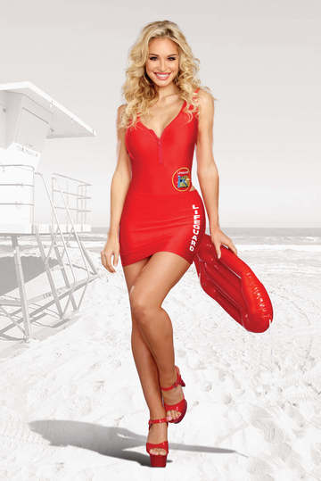 On Duty Cutie Lifeguard Costume