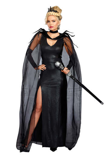 The Queen Of Mean Women's Costume
