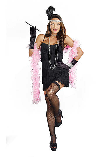 Flapper Women's Costume