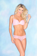 Flirty Pink Bra & Panty Set