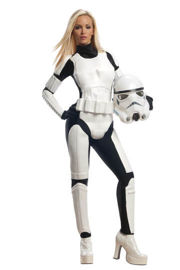 Star Wars Stormtrooper Women's Costume
