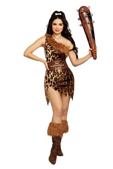 Cavewoman Jane Women's Costume