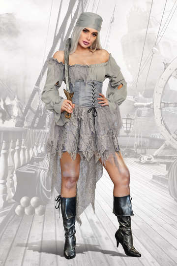 Adult costume pirate sexy