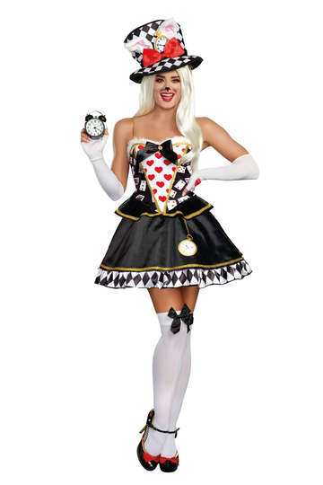 White Rabbit Women's Costume