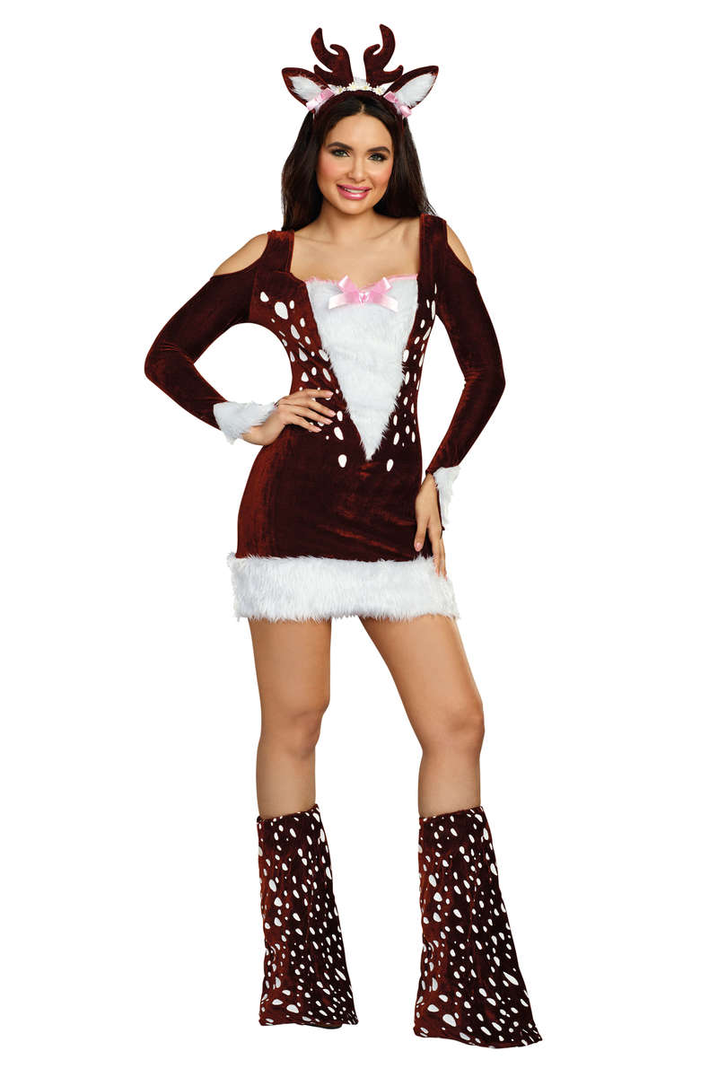 Deer Me! Women's Costume