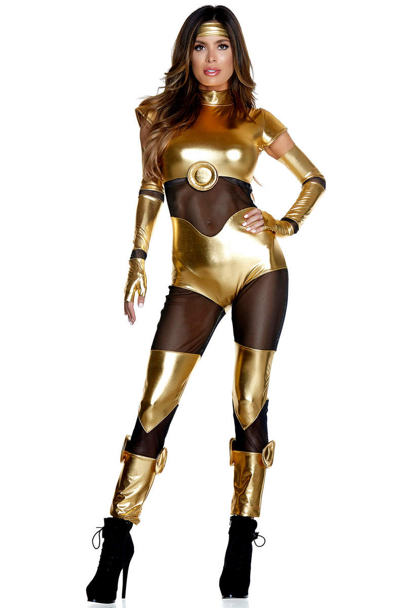 Like It's Golden Women's Costume