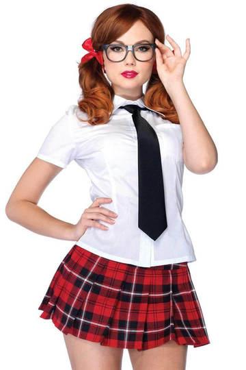 Private School Sweetie Costume
