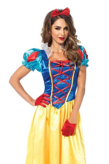Classic Snow White Costume