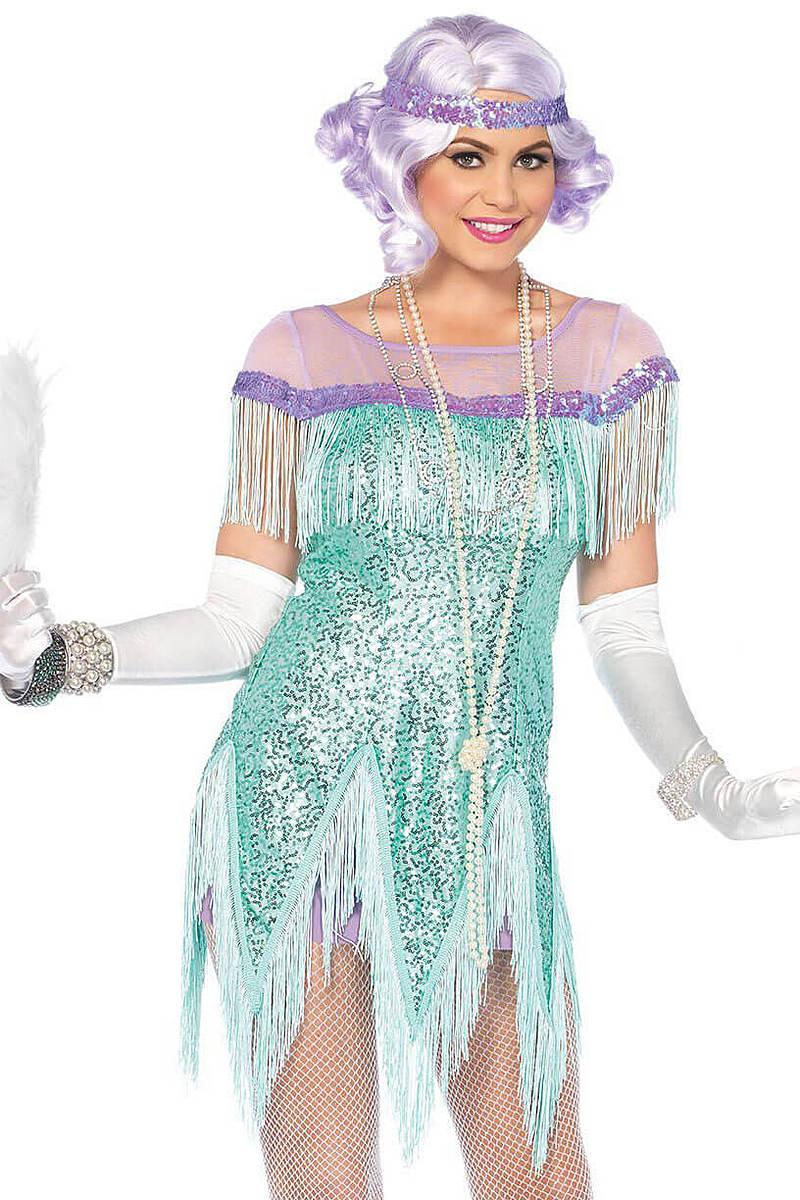 Foxtrot Flirt Flapper Costume