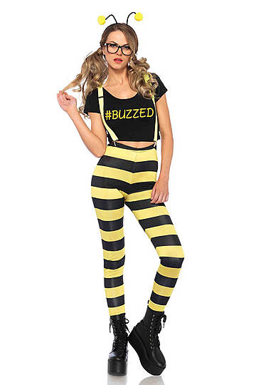 Buzzed Bee Women's Costume