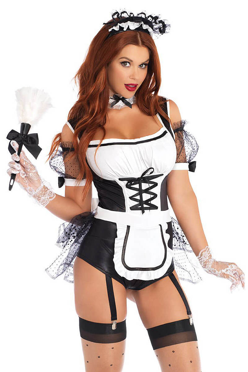 Merry Maid Costume