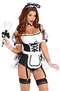 Merry Maid Costume