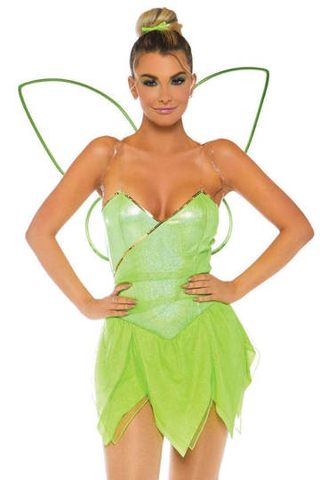 Pretty Pixie Fairy Costume