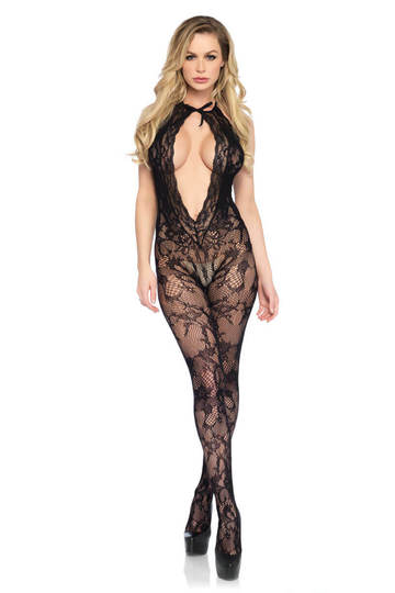 Bare Bottom Bodystocking