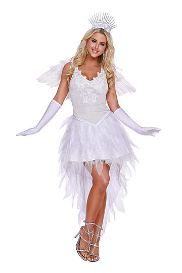 Angel Beauty Costume