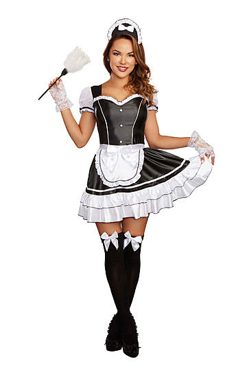Keep It Clean Maid Costume