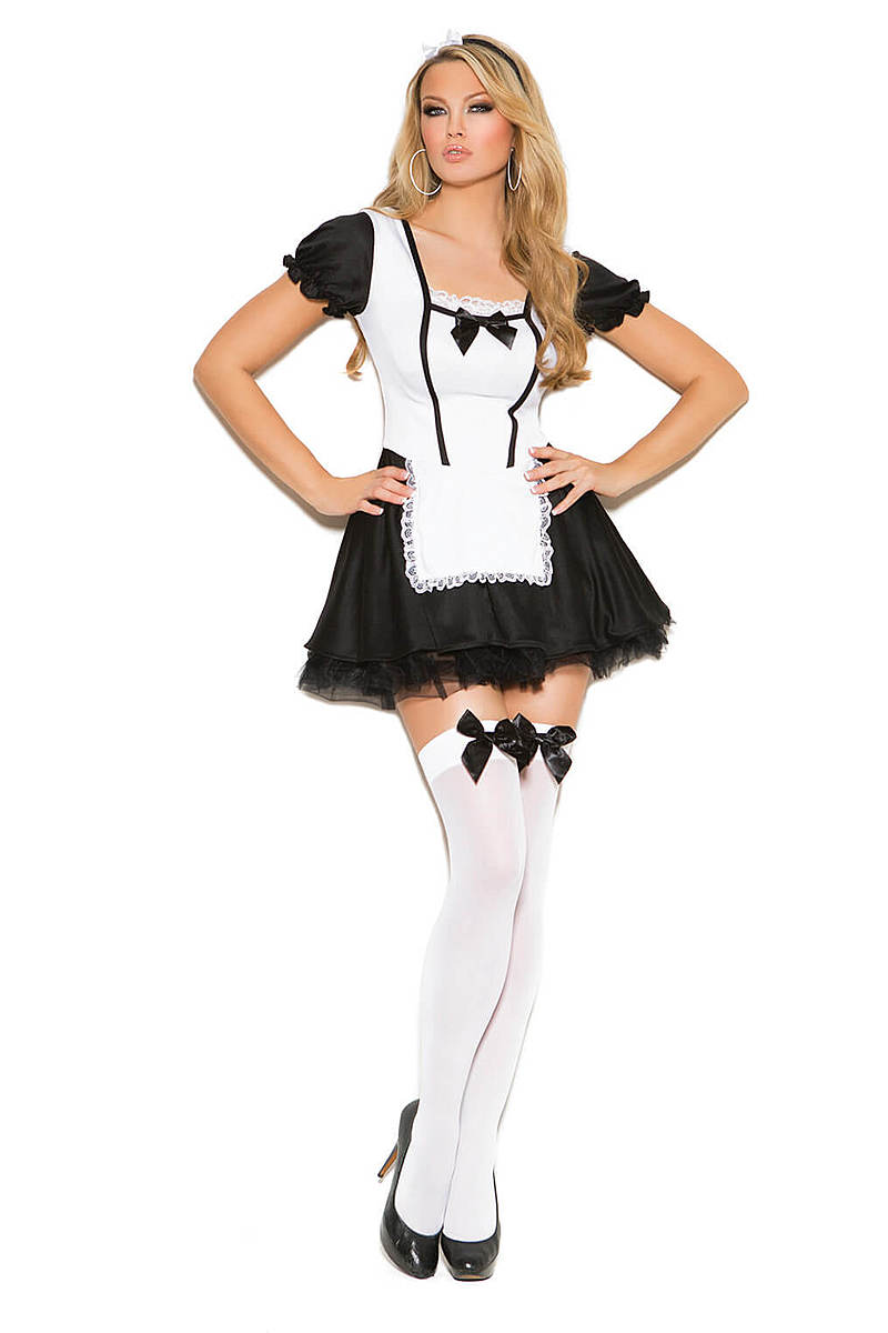 Mischievous Maid Costume
