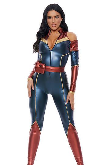 Space Soldier Superhero Costume