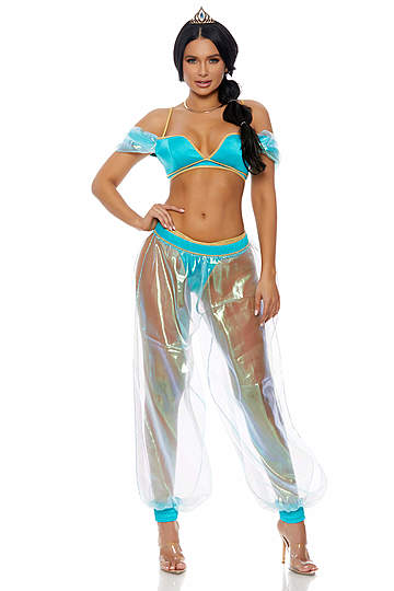 A Whole New World Princess Costume