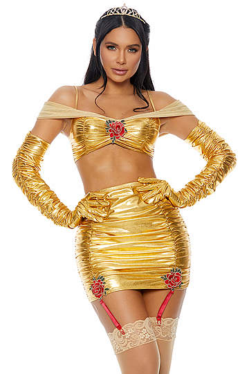 Belle Of The Ball Fantasy Costume