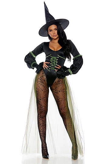 Westside Wicked Witch Costume