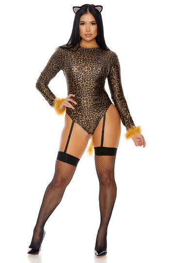 Meow! Sexy Kitty Costume