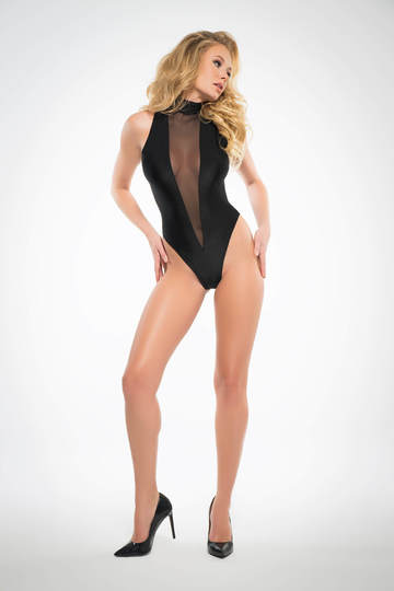 Whisper Sleeveless Bodysuit