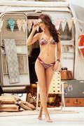 Mandala Print Bikini