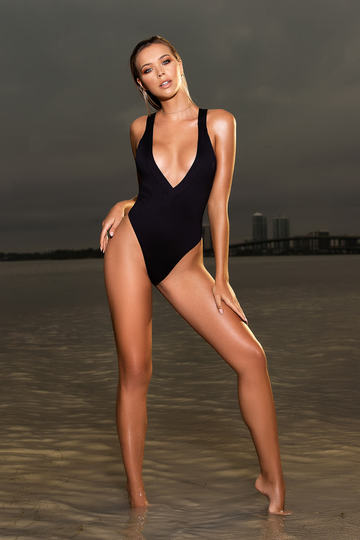 Divinity One Piece Swimsuit