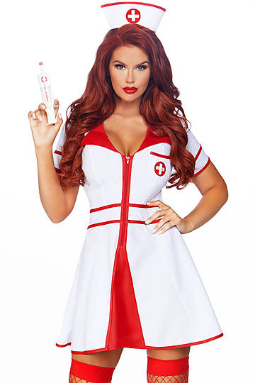 Hospital Honey Nurse Costume