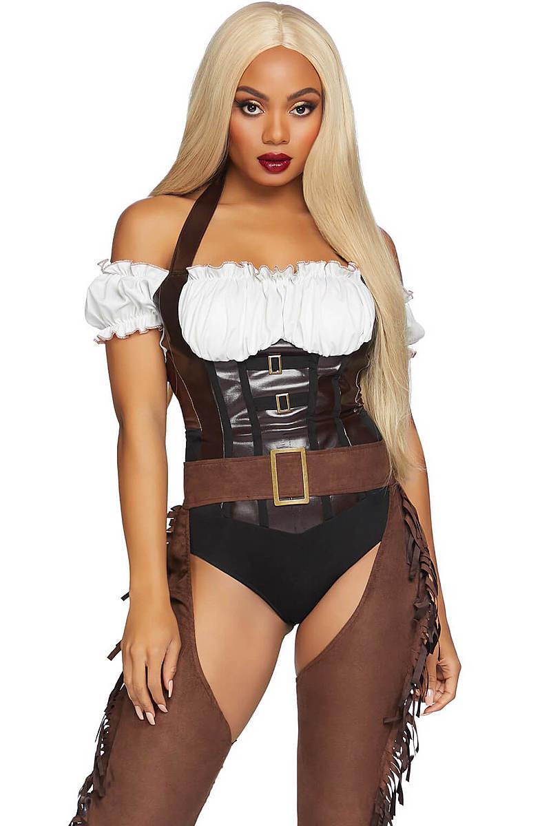 Shoot 'Em Up Cowgirl Costume