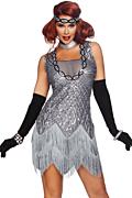 Roaring Roxy Flapper Costume