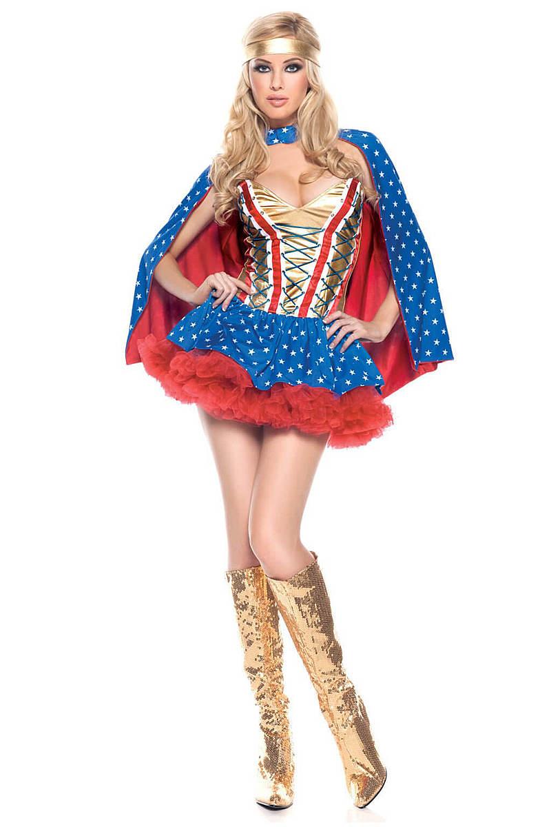 Hero Girl Halloween Costume